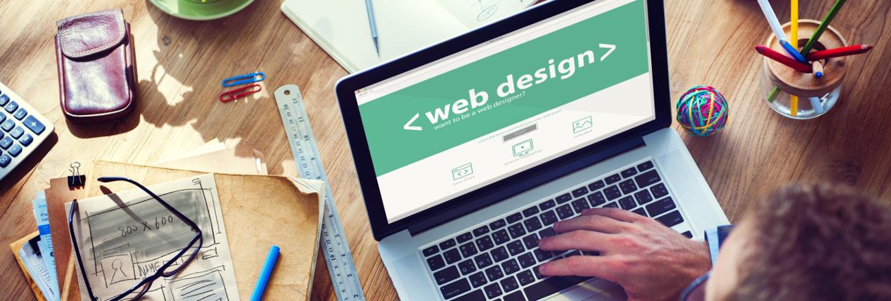 Webdesign Leistungen